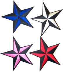 Nautical Star Tattoo Flash